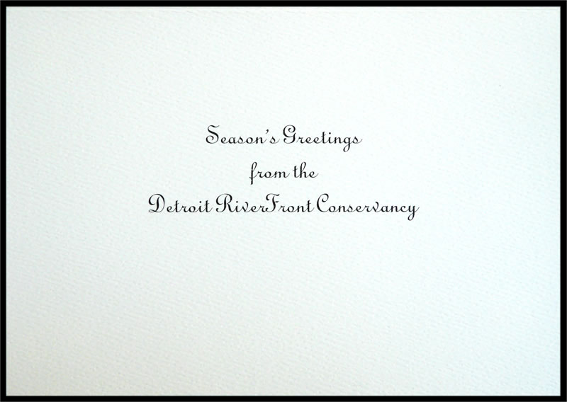 Custom corporate greeting cards by albion design m4hsunfo